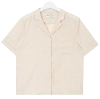 FRESH A linen shirts (4 colors)