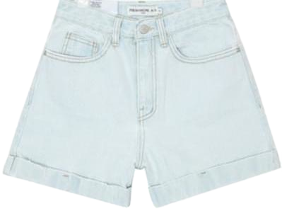 SHALOM highwaist short pants (2 colors)
