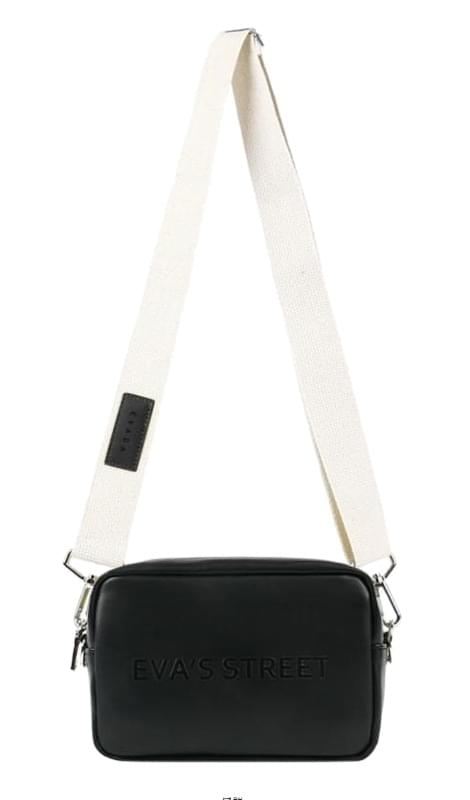 Strap square bag * Add color