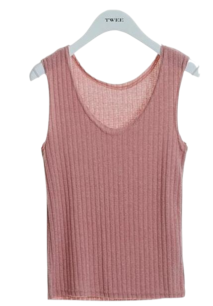 5color golgi sleeveless tee