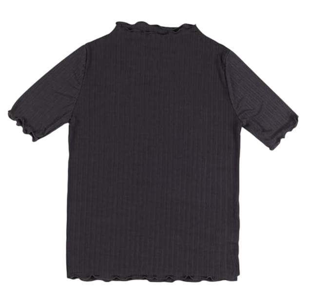 Plan Peated T-shirt CHARCOAL