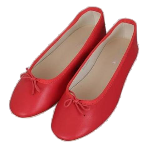 Girl flat shoes