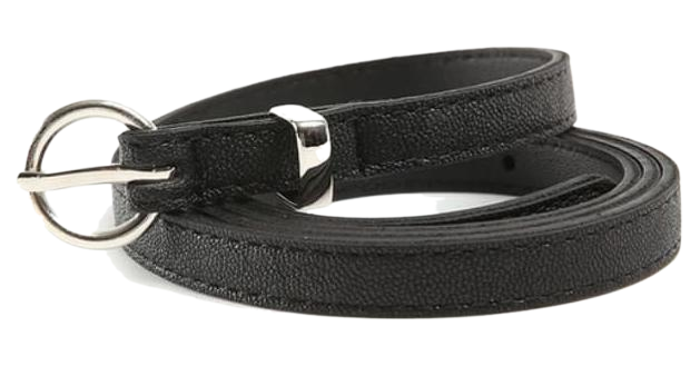 daily thin round belt