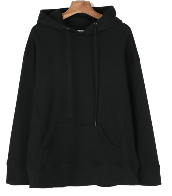 Daily long sleeve hood