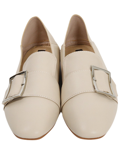 Two-way buckle loafer_H (size : 230,235,240,245,250)