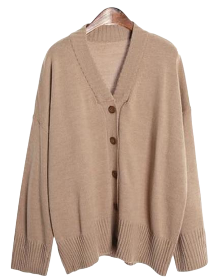 for you knit cardigan