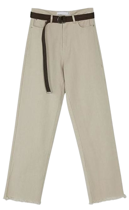 cotton belt set pants