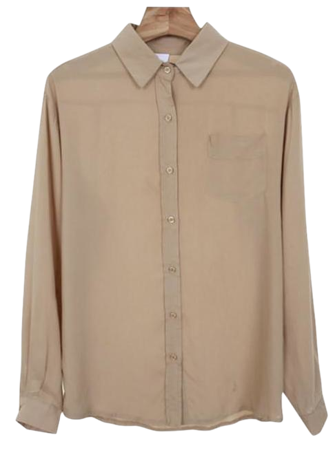 Luster-blouse