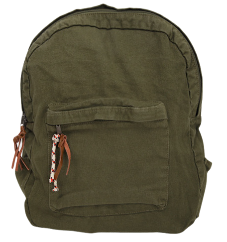 Campus washing backpack_H (size : one)