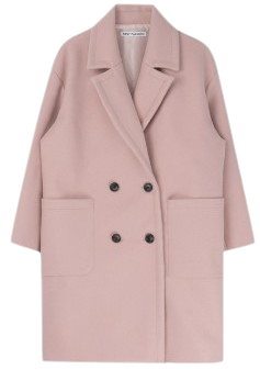 Laurian double button coat
