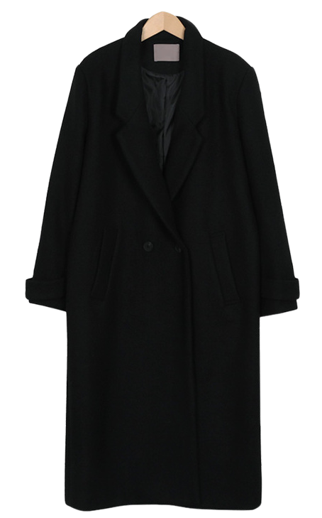 Touch long wool coat_S (size : free)