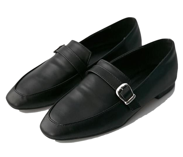 standard buckle loafer