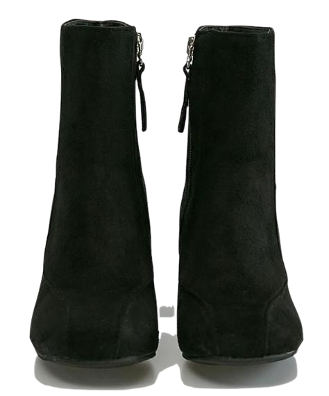 formal line ankle boots
