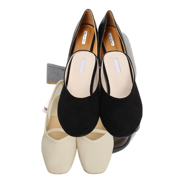 AIN colorful open toes middle heel (6 colors),AIN check pointed sling back (225-250),GIRLS RULE 밑단 헤짐 보이핏 데님 팬츠 (pt1086)등을 매치한 코디