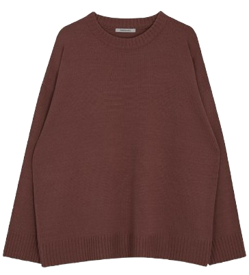Round knit loose fittings