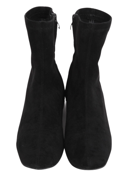 Tension suede ankle boots_M (size : 225,230,235,240,245,250)
