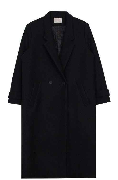 Mans wear double coat (3color)