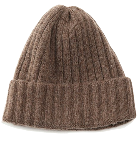 own color wool beanie AC (wool70%)