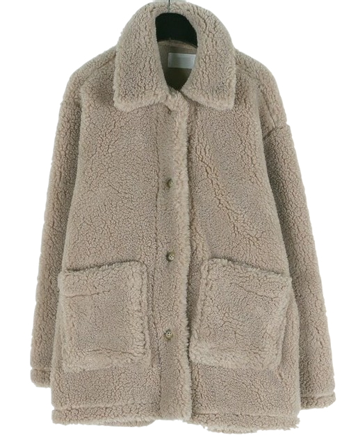 Teddy dumble jacket