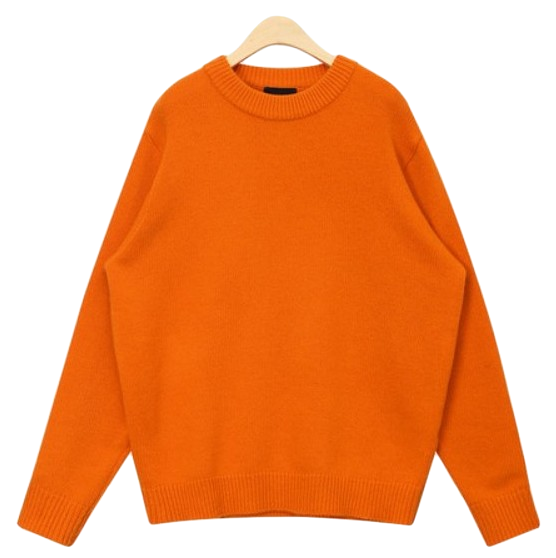 holy lambswool round knit
