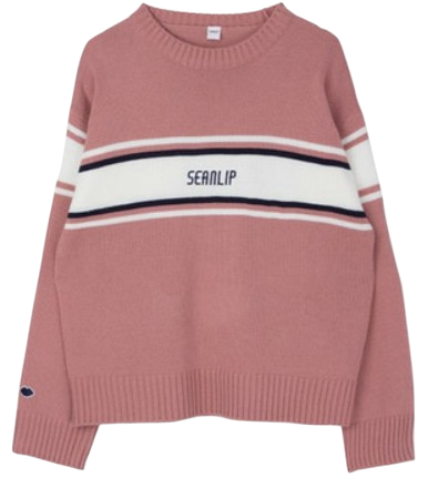 Round Stripe Knit