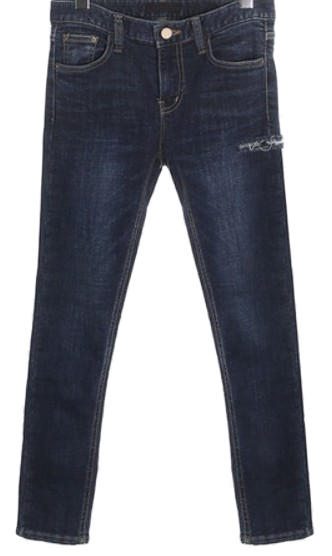 deep skinny denim PT (napping)