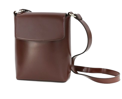 Tidy square shoulder bag