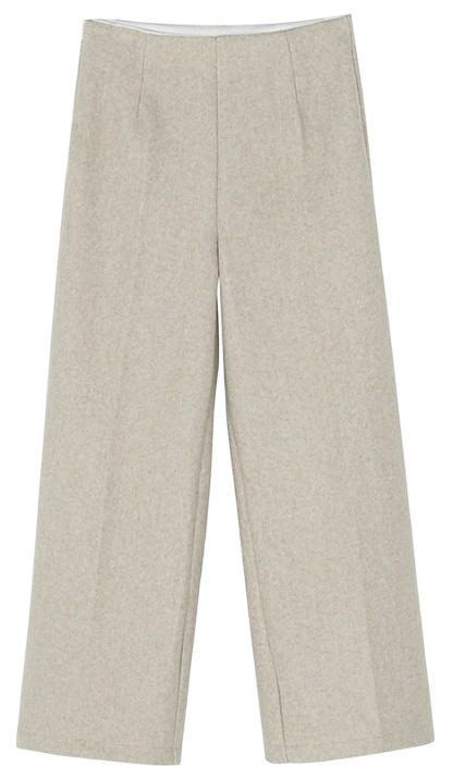 highwaist wide slacks