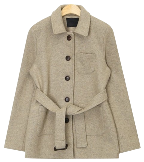 refine wool jacket