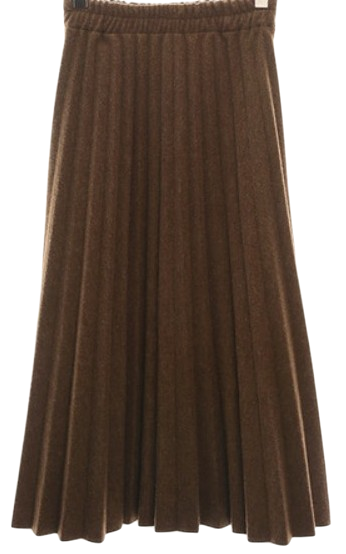 living pleats wool SK
