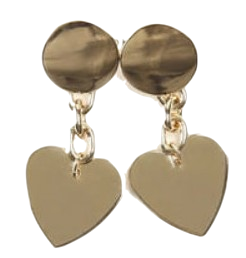 heart song earring