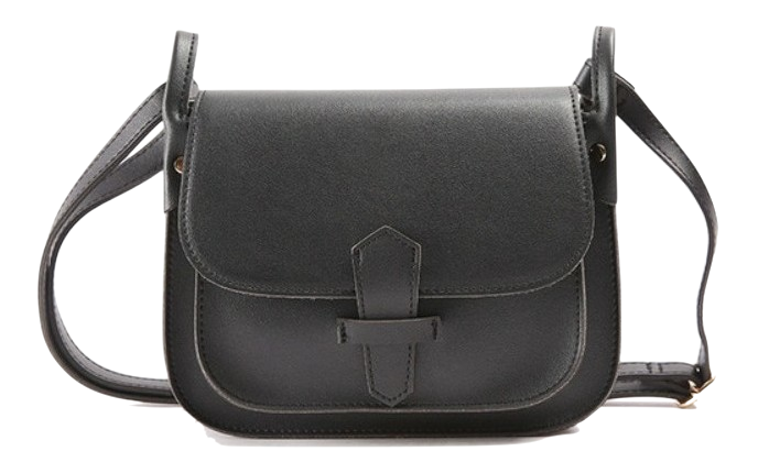 cube square cross bag