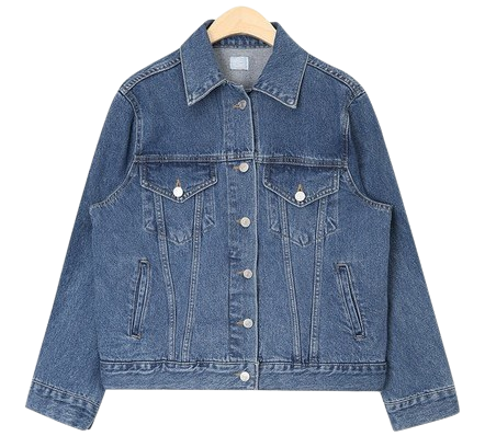 levis standard denim jacket