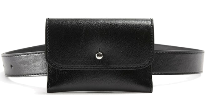 wallet set belt