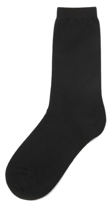 muji long socks