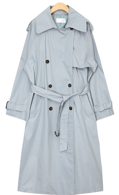 more trench coat