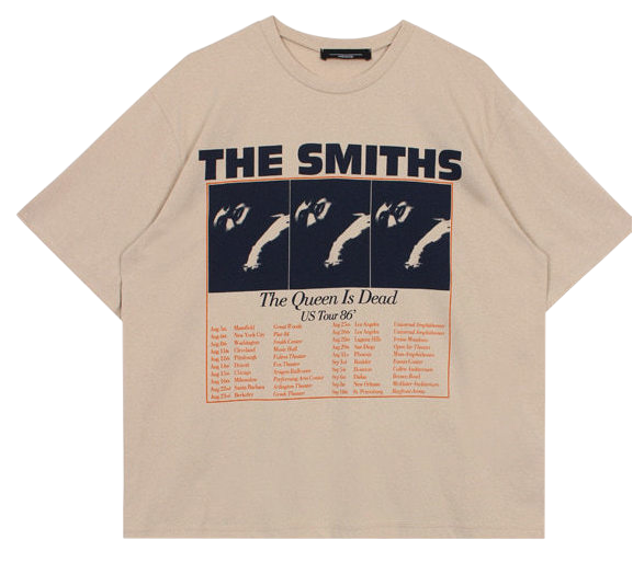 Smiths tee (2color)