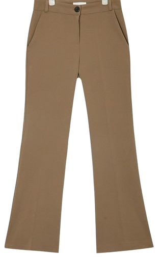 broad daily slacks (s, m)