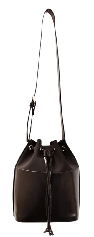 TONE ON TONE BUCKET BAG