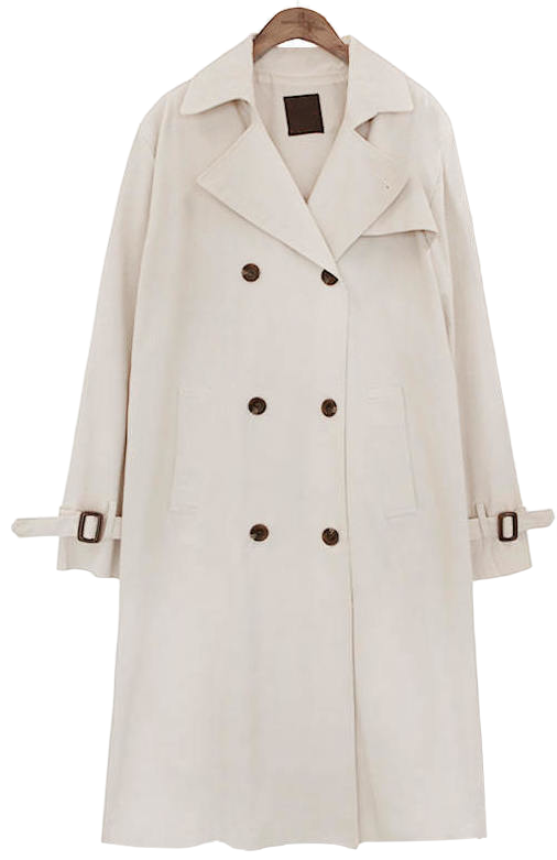 CLASSIC CHIC TRENCH COAT
