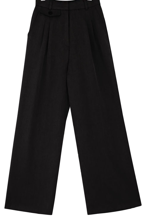 POCKET POINT WIDE PANTS