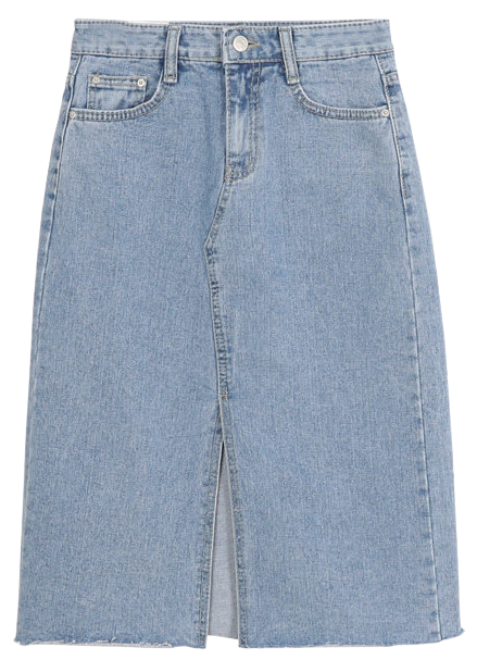 Nelana denim skirt