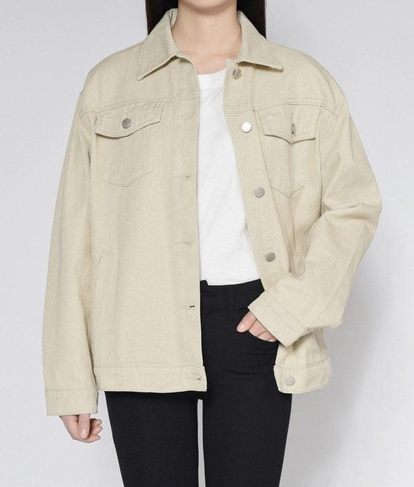 Basic Cotton Jacket