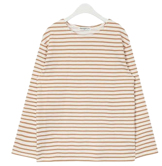 FRESH A basic stripe T
