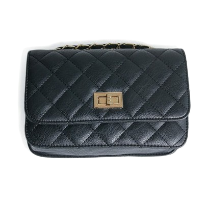 Chic Quilted Chain Bag