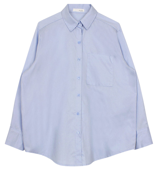 Basic pocket shirt (3color)