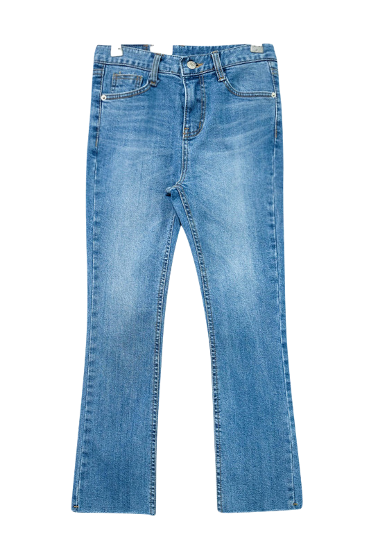 Spring wash nine denim