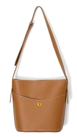baron pocket shoulder bag