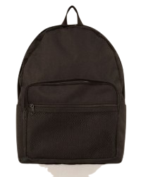 MESH POCKET POINT BACKPACK