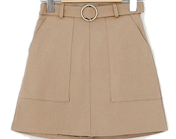 Lentz Belt Skirt